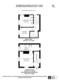 Large floorplan for West Hill, Putney, SW15
