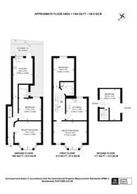 Large floorplan for Plashet Road, Plaistow, E13