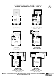 Large floorplan for Camden Park Road, Camden, NW1