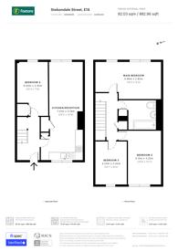 Large floorplan for Stebondale Street, Isle Of Dogs, E14
