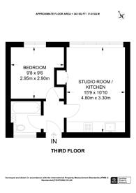 Large floorplan for Abbots Manor, Pimlico, SW1V