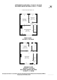 Large floorplan for Cypress Road, Guildford, GU1