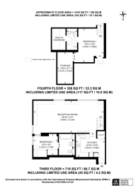 Large floorplan for Prince Of Wales Road, Camden, NW5