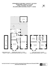Large floorplan for Windsor Road, Forest Gate, E7