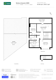 Large floorplan for Norbury Crescent, Norbury, SW16