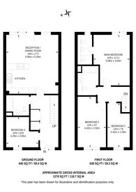 Large floorplan for NOMA, North Maida Vale, NW6