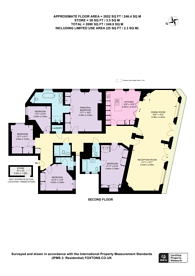 Large floorplan for Knightsbridge, Knightsbridge, SW1X