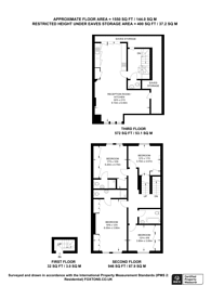 Large floorplan for Exeter Road, Mapesbury Estate, NW2