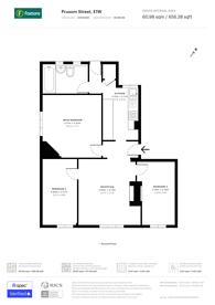 Large floorplan for Ann Boleyn House, Wapping, E1W
