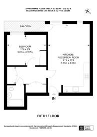 Large floorplan for Caithness Walk, East Croydon, CR0
