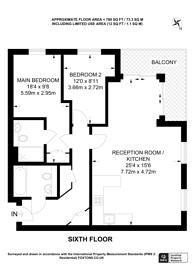 Large floorplan for Heritage Avenue, Barnet, NW9