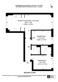 Large floorplan for Drummond Street, Camden, NW1
