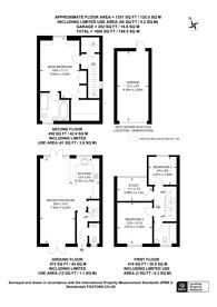 Large floorplan for Queen Elizabeth Park, Guildford, GU2