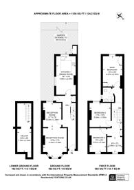 Large floorplan for Glyn Road, Clapton, E5