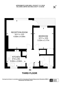 Large floorplan for St Johns Wood Terrace, St John's Wood, NW8