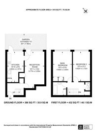 Large floorplan for Barnsbury, Barnsbury, N1