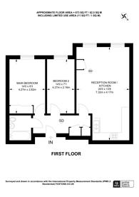 Large floorplan for Boundary View, Woodbridge Road, Guildford, GU1