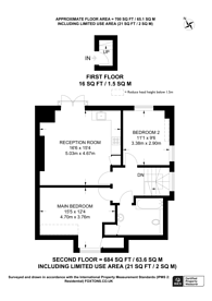 Large floorplan for Marlow Road, Anerley, SE20