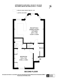Large floorplan for Egerton Gardens, Knightsbridge, SW3