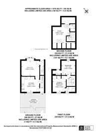 Large floorplan for Needham Terrace, Cricklewood, NW2
