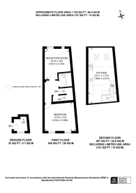 Large floorplan for Holmesdale Road, Croydon, CR0