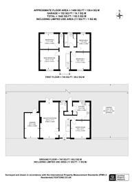Large floorplan for Grimwade Avenue, Lloyd Park, CR0