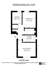 Large floorplan for Penny Mews, Balham, SW12