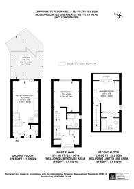 Large floorplan for Abbey Road, Croydon, CR0
