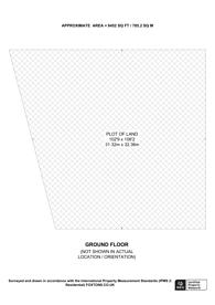 Large floorplan for Aston Road, Ealing, W5