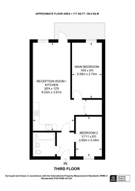 Large floorplan for Barking Road, Canning Town, E16