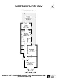 Large floorplan for Meyrick Road, Willesden, NW10