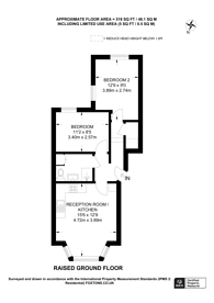 Large floorplan for The Grove, Ealing, W5