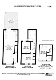 Large floorplan for Kilburn Lane, Kensal Rise, W10