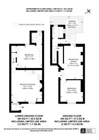 Large floorplan for Manbey Park Road, Stratford, E15