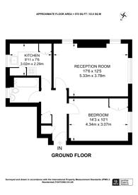 Large floorplan for Burnbrae Close, West Finchley, N12