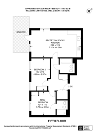 Large floorplan for Perryfield Way, Hendon, NW9