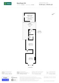 Large floorplan for Maud Road, Stratford, E13
