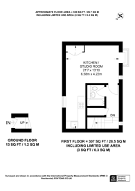 Large floorplan for Shinners Close, South Norwood, SE25