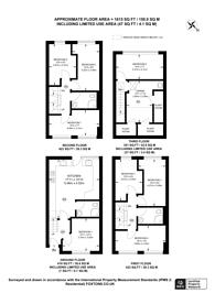 Large floorplan for Queens Drive, Stoughton, GU2