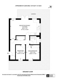 Large floorplan for Alkham Road, Stoke Newington, N16