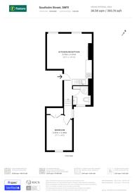 Large floorplan for Southolm Street, Battersea Park, SW11