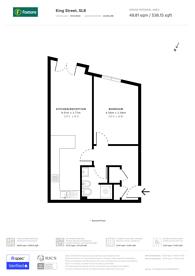 Large floorplan for New Market, Berkshire, SL6