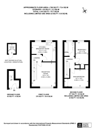 Large floorplan for Millside, Carshalton, SM5