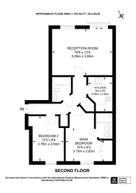 Large floorplan for Hither Green Lane, Hither Green, SE13
