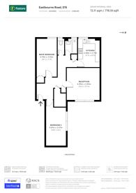 Large floorplan for Eastbourne Road, West Ham, E15