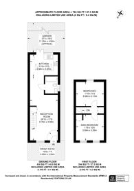 Large floorplan for Princess Road, Thornton Heath, CR0