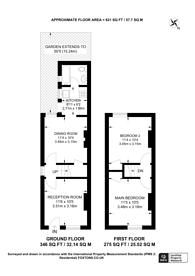 Large floorplan for Denzil Road, Guildford, GU2