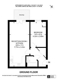 Large floorplan for Worcester Close, Anerley, SE20