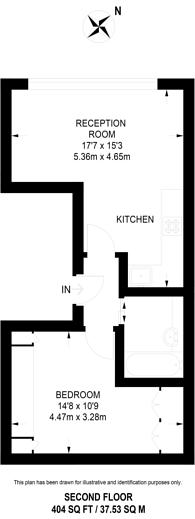 Large floorplan for Macklin Street, Covent Garden, WC2B