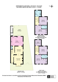 Large floorplan for Highcroft Road, N19, Archway, N19